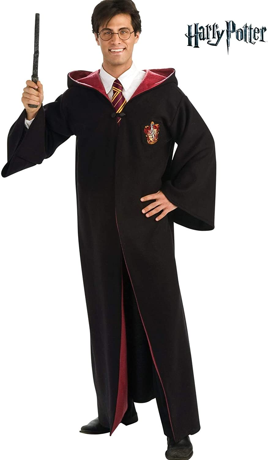 Harry Potter Deluxe Robe - Disfraz, talla M: Amazon.es: Juguetes y ...