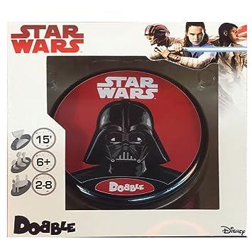 Asmodee- Dobble Star Wars - Español (ASDOSW02)