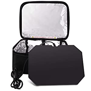 Personal Portable Oven Prepared Meals Reheat Scratch Food Cook Mini Food Warmer for Truck Driver Railway Worker by Aotto