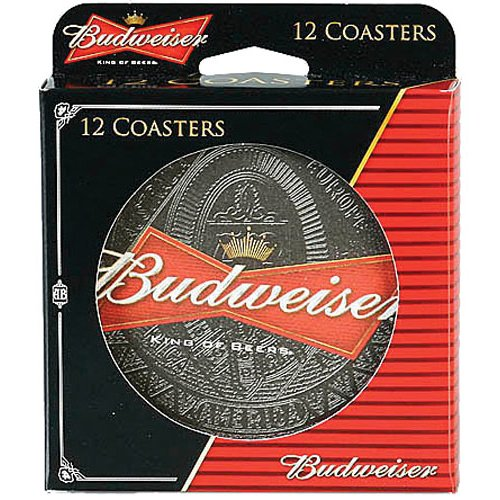 budweiser-king-of-beer-round-cardboard-coasters-set-of-12-pieces