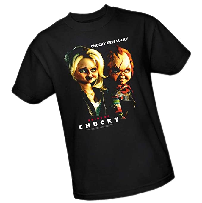 139a026c7 Amazon.com: Universal Studios Chucky Gets Lucky - Bride of Chucky ...