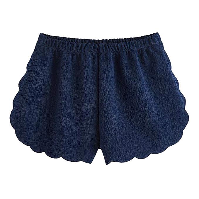 Pantalones Cortos Mujer Verano ❤ Absolute Shorts Casual ...