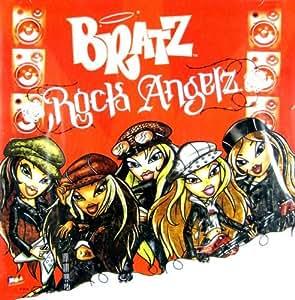 bratz rock angelz coloring pages - photo#14