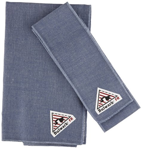 Bulwark Flame Resistant 7 oz Twill Cotton/Nylon FR Bandana and Head Tie