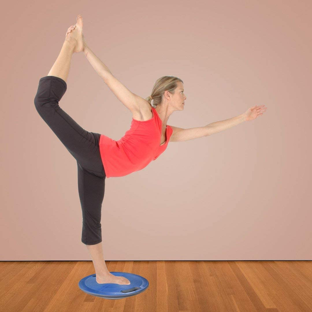 BALANCEPRO Pamura Sportger/äte Fitness Zuhause Fitnessger/äte Home-Gym Balance Board Durchmesser: 40 cm