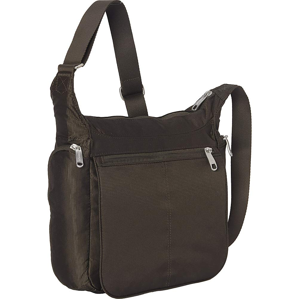 79e9b9d62b3243 Galleon - EBags Piazza Daybag 2.0 With RFID Security - Small Satchel  Crossbody For Travel, Work, Business - (Dark Olive Green)