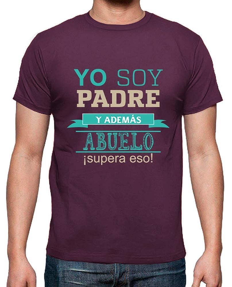 latostadora Camiseta Yo Soy Padre para Hombre