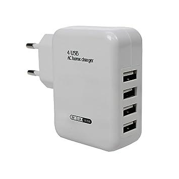styletec Varias Veces USB Charger | Cargador - EU Conector ...