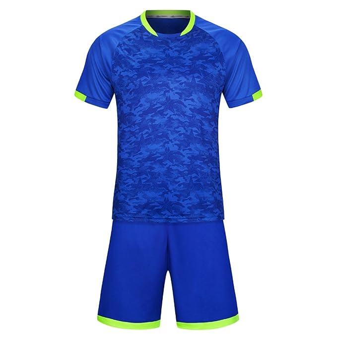XFentech Camiseta de fútbol, Jersey de fútbol, Uniforme de fútbol para Hombres y niños: Amazon.es: Ropa y accesorios