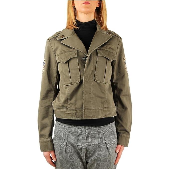 68c25e7a60 Polo Ralph Lauren Giacca Militare in Cotone Donna MOD. 211684238 M ...