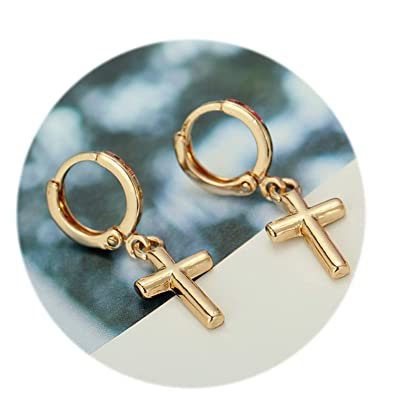 Amazon Com 1pair New Fashion Silver Gold Filled Women S Drop