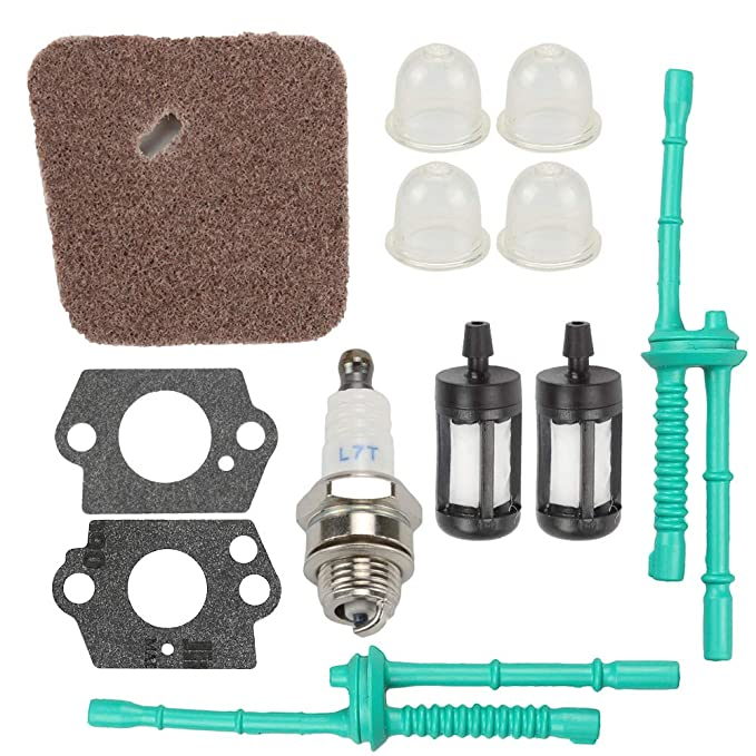 Carburetor Kit For STIHL FS55 FS55R FS55RC FS38 KM55 HL45 KM55R Garden Tools US