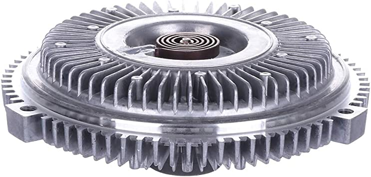 SCITOO Fan Clutch Electric Cooling Fan Parts Compatible with BMW 98-00 323Ci 323i 323is 01-06 325Ci 325xi 330Ci 330i 330xi 530i Z3