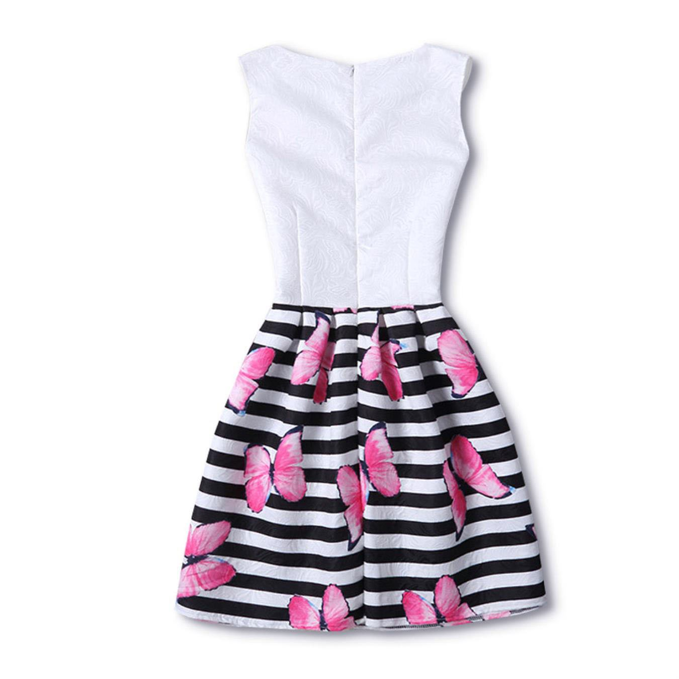 Amazon.com: EooDOO Girl Summer Dresses for Girl of 14 Years Sleeveless Big Size Princess Dresses Teenagers Girl: Clothing