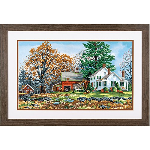 Dimensions 73-91652 Precious Days Paint by Numbers for Adults, 20'' W x 12'' L