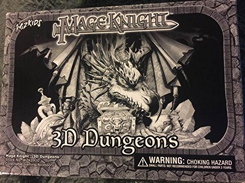 Mage Knight 3D Dungeons Various