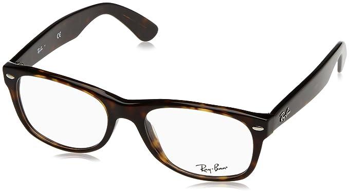 62e145624c Ray-Ban 0rx 5184 2012 54 Monturas de gafas, Dark Havana, Unisex-Adulto:  Amazon.es: Ropa y accesorios
