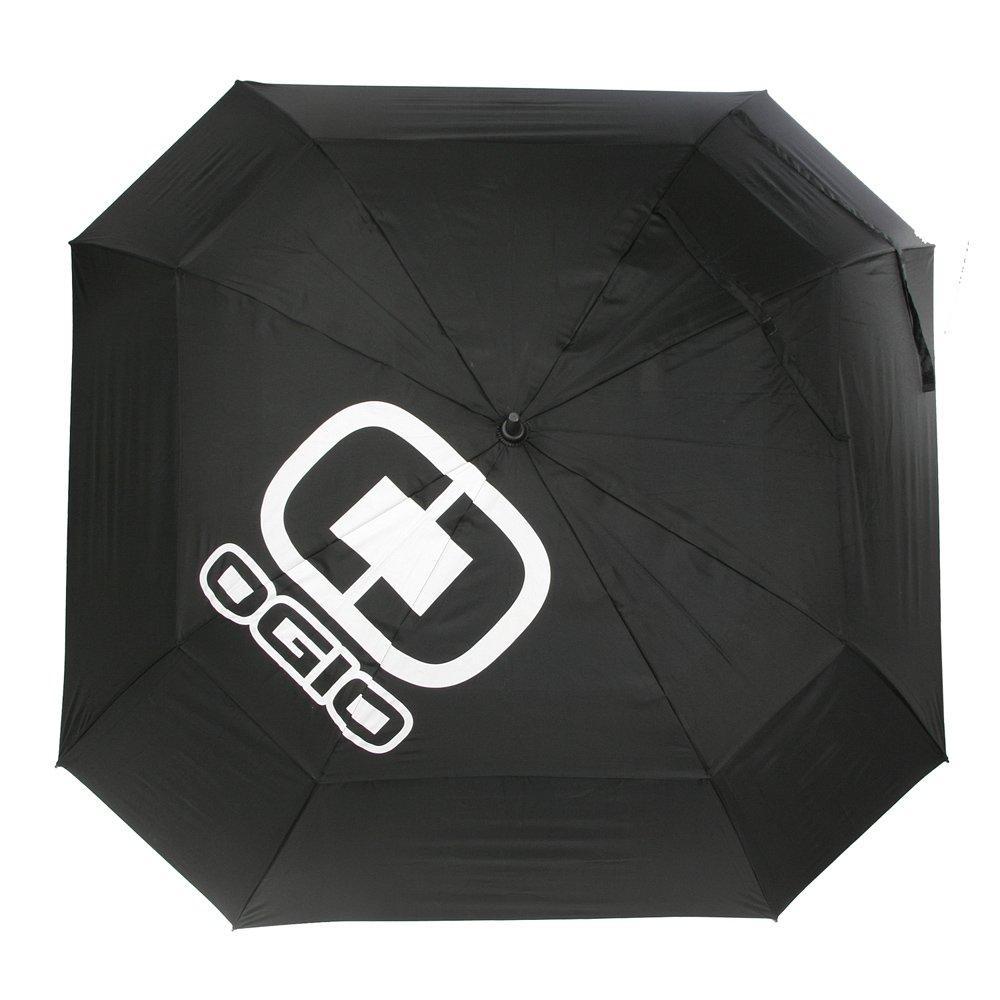 Ogio 72-Inch Golf Umbrella, Black/Blue Sky, Large