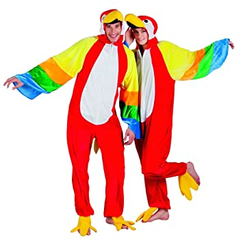 Images - Adult parrot costume