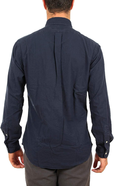 Polo Ralph Lauren Camicia Oxford Slim-Fit Uomo Mod. 710723610 S ...
