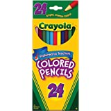 Crayola Colored Pencil 24 count each  (Pack of 2)