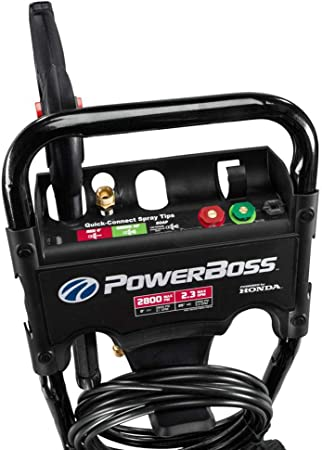 Amazon.com: PowerBoss hidrolavadora 2800PSI 2.3 ...