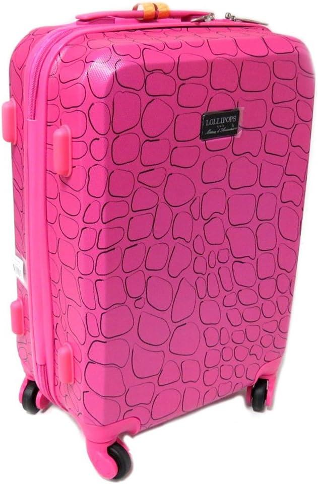 Cabina del carro de la cabina abs 'Lollipops'rosa - 50x34x22 cm.