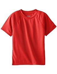 Kanu Surf Boys' Short-Sleeve Rashguard Swim Shirt