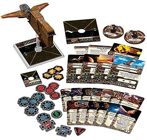 Fantasy Flight Games- Star Wars X-Wing: Diente de Perro (Edge Entertainment EDGSWX31): Amazon.es: Juguetes y juegos