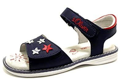 best website ea36f 242ee s.Oliver Kids Sandals: Amazon.de: Schuhe & Handtaschen
