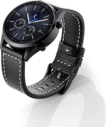 Sundaree Compatible con Correas Galaxy Watch 46mm/s3 Frontier ...
