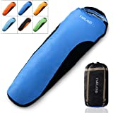 FARLAND Sleeping Bags 20℉ for Adults Teens Kids with Compression Sack Portable and Lightweight for 3-4 Season Camping, Hiking
