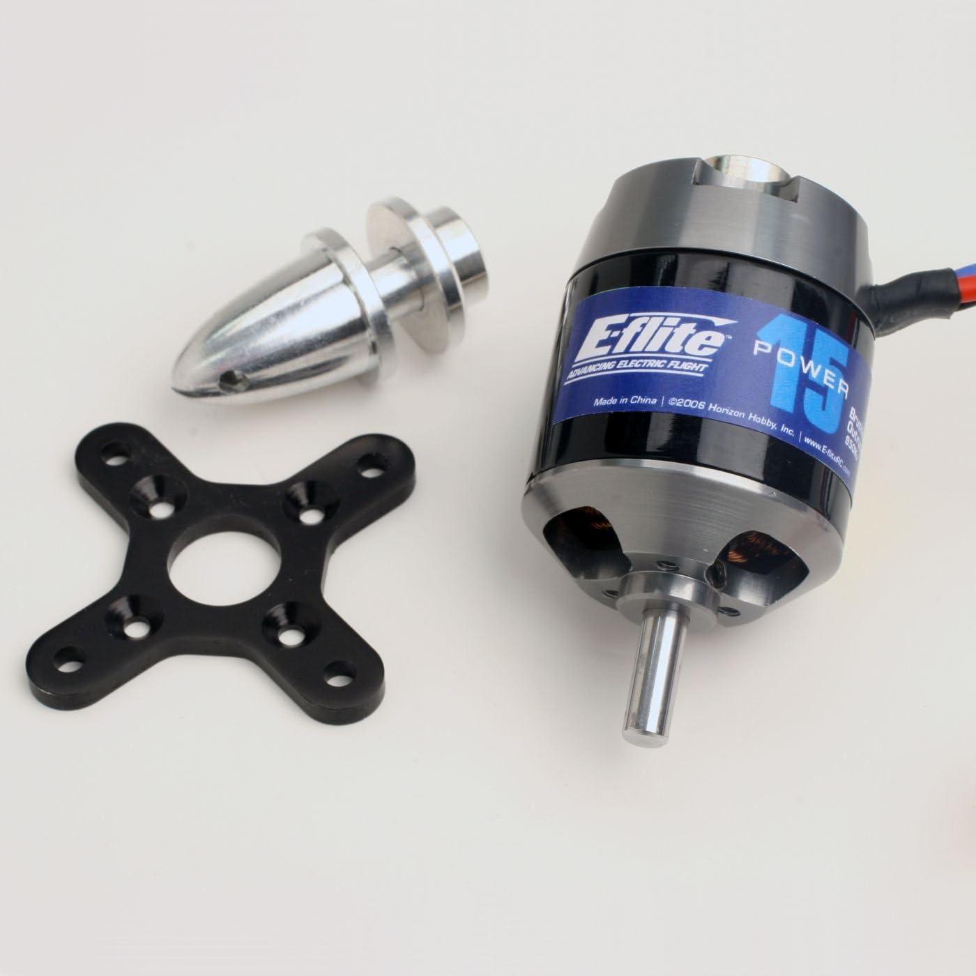 E-flite Power 15 Brushless Outrunner Motor, 950Kv: 3.5mm Bullet, EFLM4015A 61zDcDo10xL