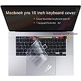 Lapogy Ultra Thin Keyboard Cover New MacBook pro 13 inch Release 2020 A2289/A2251&MacBook Pro 16 inch 2019 Release A2141…
