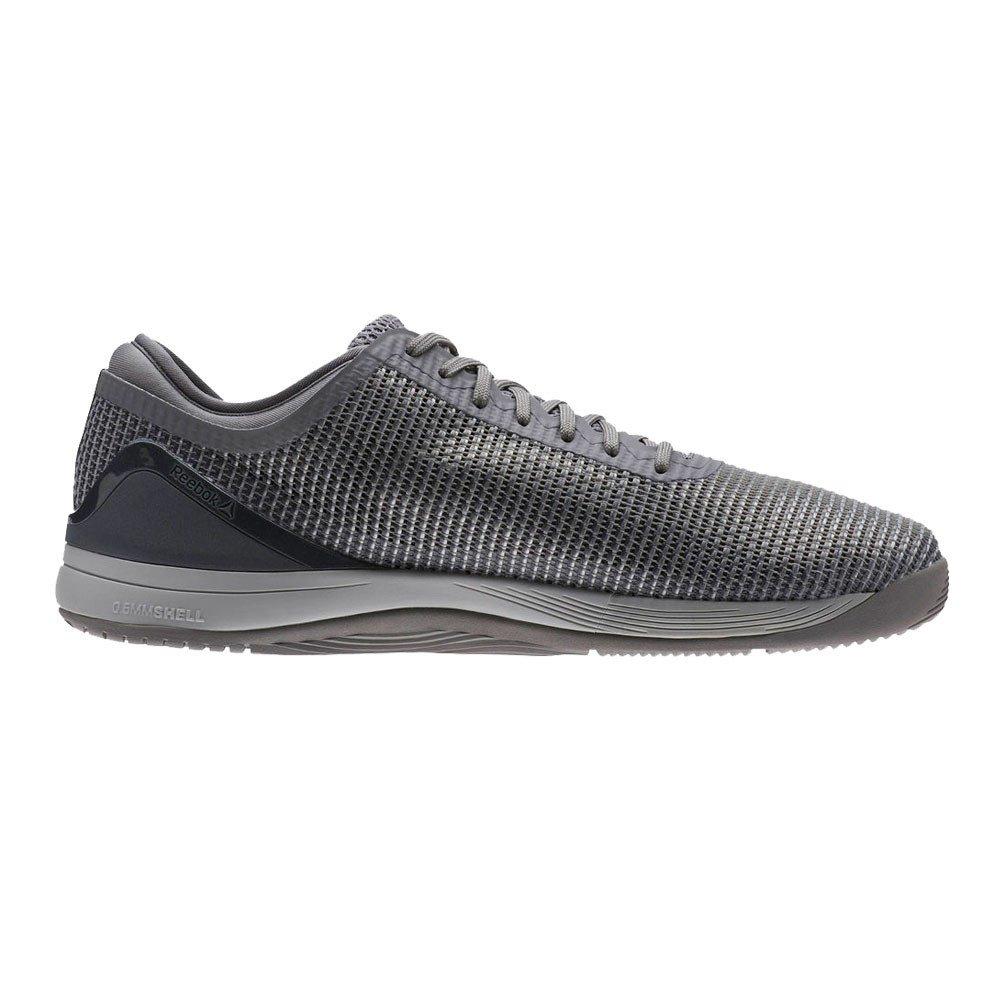 reebok hommes's crossfit nano 8.0 fitness chaussures noir alloy gum