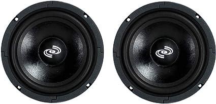 """Pyle Pdmr8 8/"""" 360w Car Audio Midwoofer Mid Bass Speaker 360 Watt"""