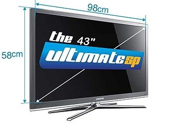 Protector de Pantalla para televisor LCD LED Plasma 3D HDTV de 19 ...