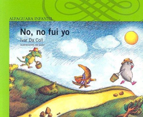 No, No Fui Yo