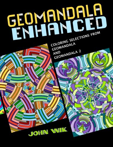 Download GeoMandala Enhanced: Selections from GeoMandala and GeoMandala 2 ebook