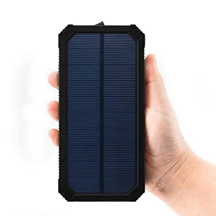Led Dual Usb Ports Solar Panel Power Bank Case Charger Diy Kits Box For Samsung S8 Xiaomi Power Source Consumer Electronics
