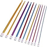 Crochet Hooks Needles (11pcs TUNISIAN AFGHAN Hook)