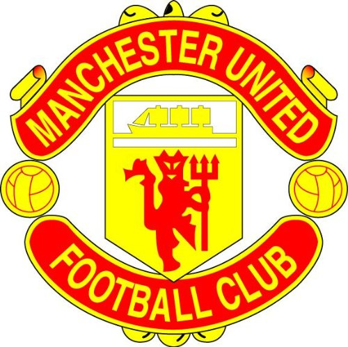 United Car Finance United Car Finance: Manchester United Soccer Auto Car Decal Sticker 6X6