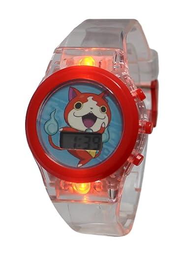 Reloj niño yo kai Watch Nathan digitale LED