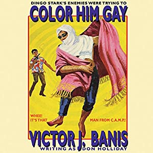 Color Him Gay Audiobook