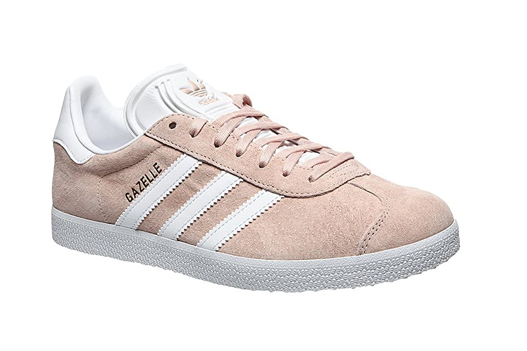 Pink adidas Unisex Adults' Gazelle Low-Top Sneakers