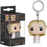 Funko 4448-PDQ Pocket POP! Keychain Game of Thrones Daenerys Targaryen