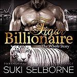 Tiger Billionaire: Fate's Claws, Book 1 | Suki Selborne