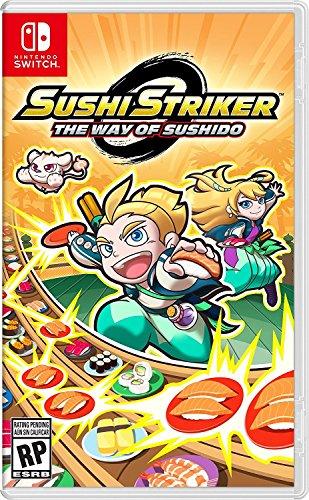 Sushi Striker: The Way of the Sushido - Nintendo Switch [Digital Code]