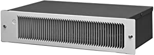 King Electric KT1215-MW-W 1500-Watt 120-Volt Multi-Watt Kickspace Heater White