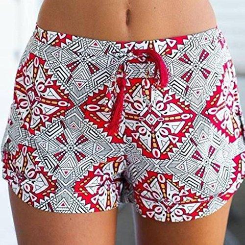 A Da Estate In Casual Shorts In Vita Donna Donna Estivi Pantaloncini Vita Cotone Estate Sport Pigiami Signore Alta Shorts Shorts Alta Pantaloncini VICGREY 5PcqTWnPB